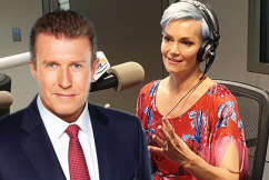 Deborah Knight and Jessica Rowe dob in Peter Overton's shameful dinner