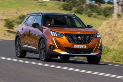 Peugeot's all-new small 2008 SUV – much to like with features and French flair but  pricing reaches into medium SUV territory.