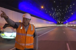 WATCH | Ray Hadley takes you on first-ever drive through NorthConnex tunnel