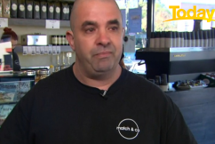 Emotional cafe owner shares devastating impacts of Melbourne's lockdown