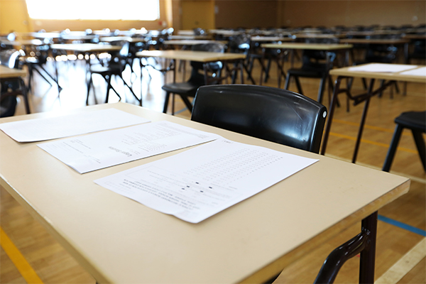 Article image for Minister's recommendations as students prepare for HSC exams
