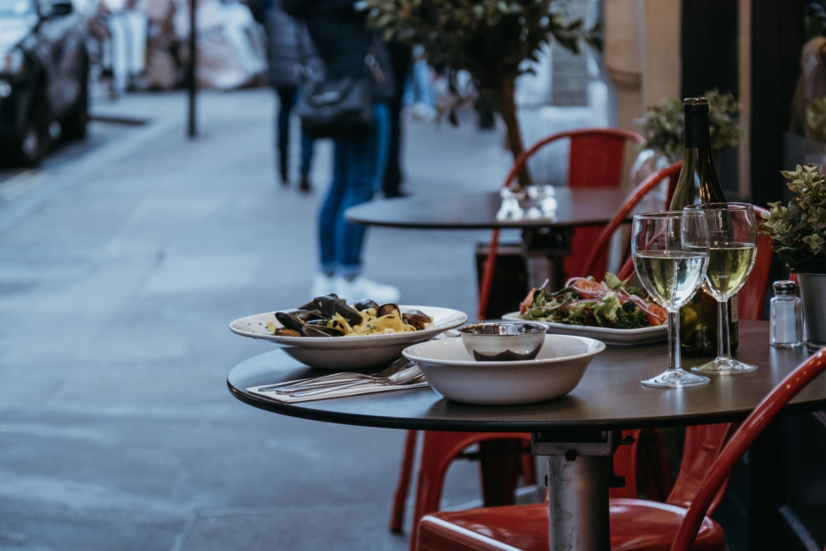 Article image for 'Move over Madrid': Outdoor dining revolution rolled out in time for summer