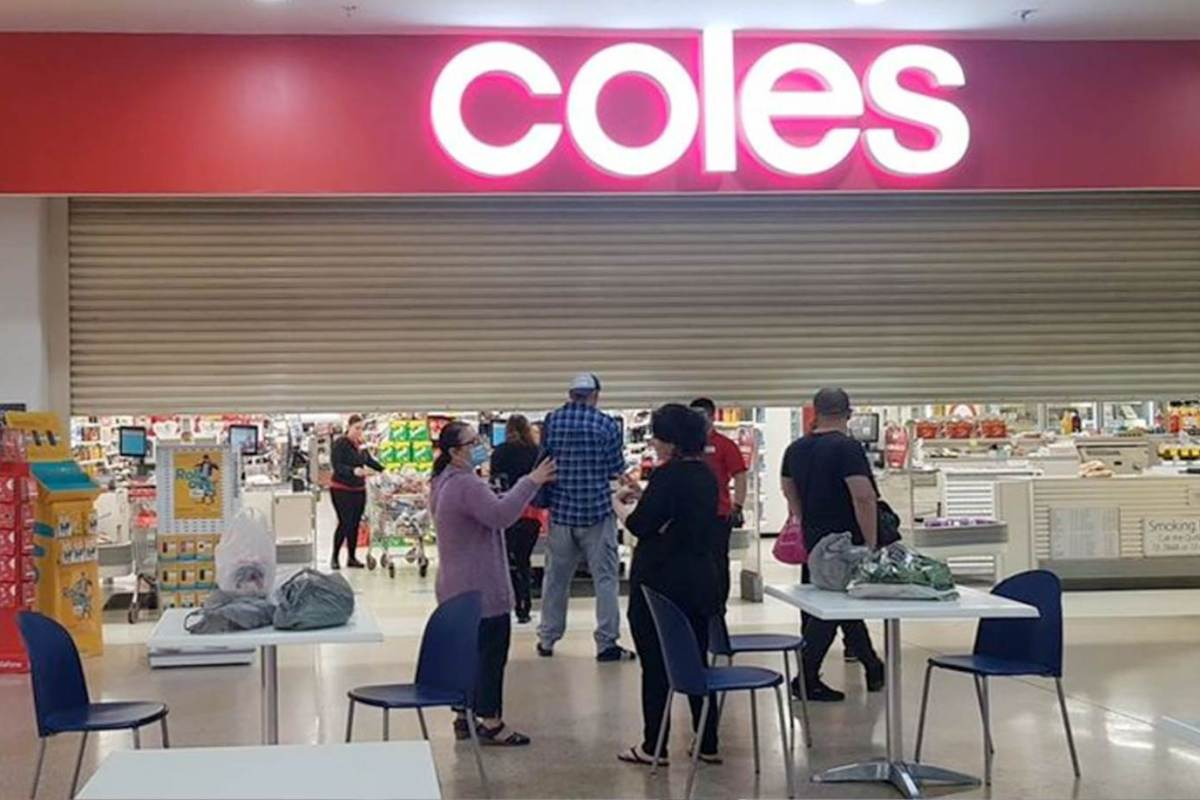 Article image for Coles system outage shuts supermarkets across the country