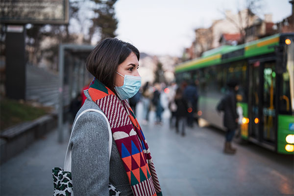 Article image for 'Just wear the mask': Public transport mandate to remain in place