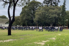 HSC students relocated 'quickly and seamlessly' after copycat bomb hoax