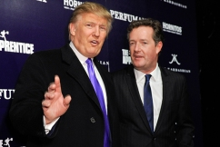 Piers Morgan shares surprise phone call from Donald Trump