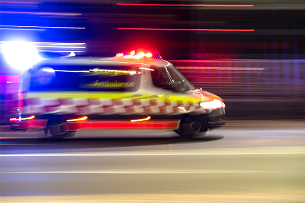 Article image for Overworked paramedics struggling to respond to triple-zero calls