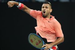 Aussie tennis great sees silver lining in COVID-19 for Nick Kyrgios' career