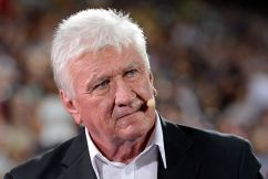 Legendary broadcaster's humble response to Queensland border rejection