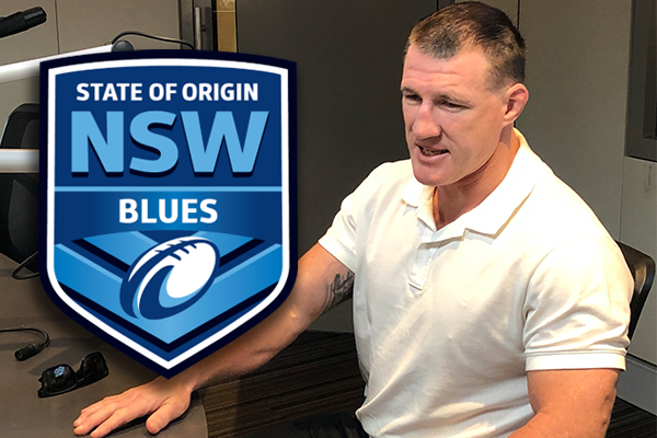 Article image for Paul Gallen backs a Blues comeback without major changes