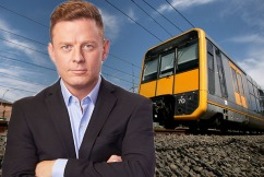 Ben Fordham confronts union after train network brought to standstill