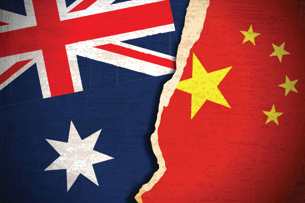 Article image for Australian exporters 'look elsewhere' amid China's trade disruptions
