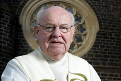 Fr. Bob Maguire on his love letter to Christmas