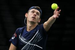 A day in the life of an Australian Open player