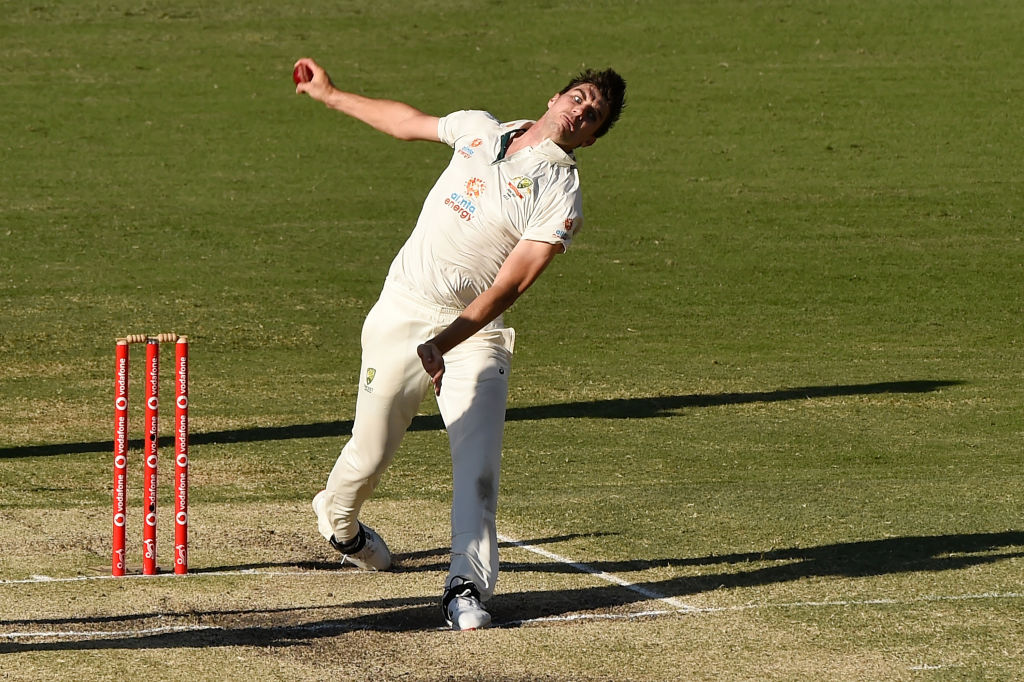 Article image for Ian Chappell lets loose on Australia's 'stupid' bowling strategy