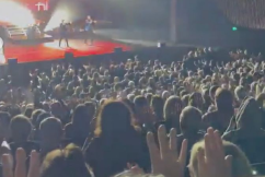 'Jam-packed' concert crowds raise questions over 'odd and inconsistent' rules
