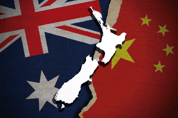 Article image for China's Five Eyes wedge a 'real worry' for Australia's closest alliance