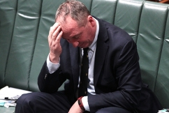 'Stop being such a sook': Ben Fordham calls out Barnaby Joyce