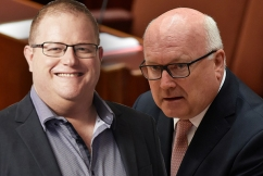Mark Levy slams George Brandis' 'shocking' move as Aussies remain stranded overseas