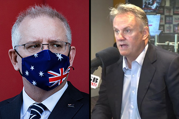 Article image for Mark Latham defends PM's Australia Day comments amid outrage