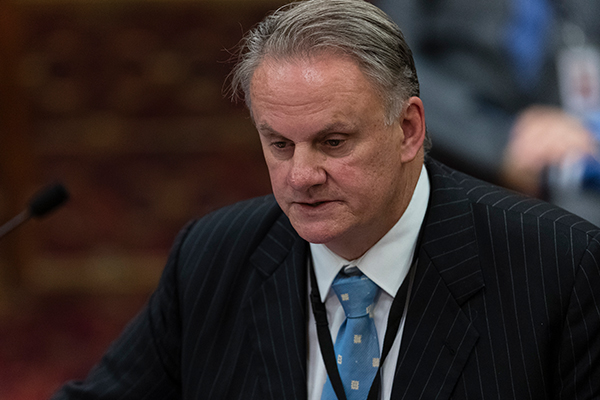 Article image for Mark Latham accused of 'scaremongering' in domestic violence debate