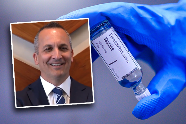Article image for Vaccinating the NRL: Andrew Abdo addresses COVID-19 jab mandate