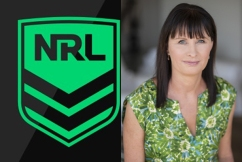 NRL's gender advisor defends controversial comments after player's police abuse