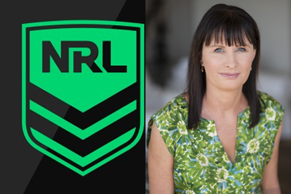 Article image for NRL's gender advisor defends controversial comments after player's police abuse