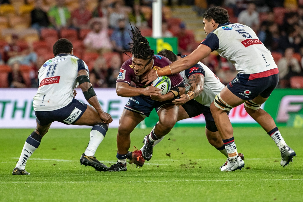 Article image for How Super Rugby can bring the code's 'tumultuous time' to an end