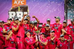 How a 'missed opportunity' helped take the Sydney Sixers to victory