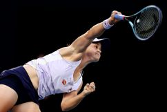 Ash Barty 'as good as it gets' for role model women in sport