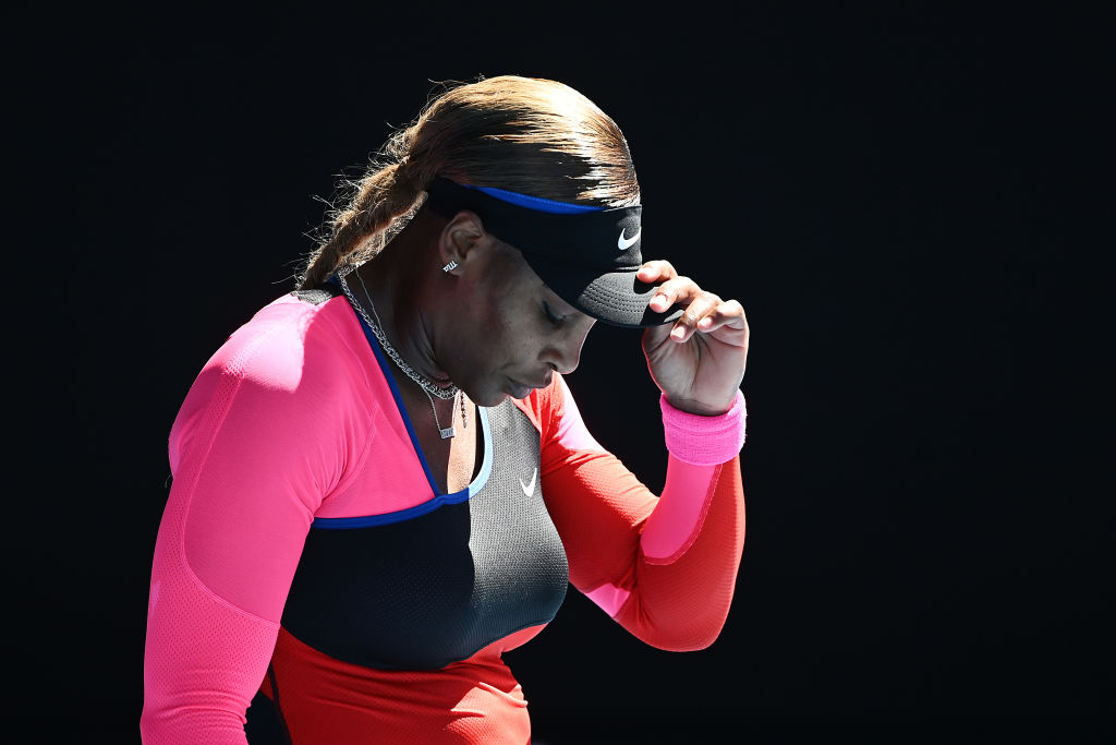 Article image for Will Serena Williams be seen in Australia again?