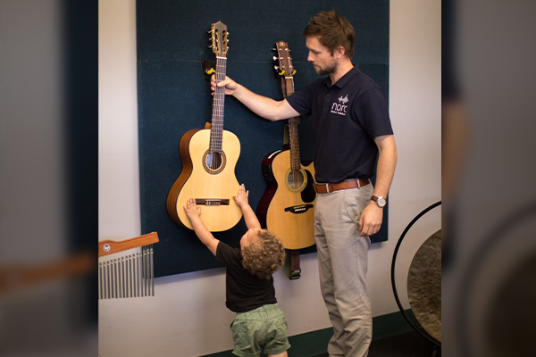 Article image for How music therapy 'resets' mental health of kids and adults alike