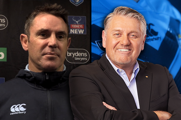 Article image for Unique Brad Fittler interview a first for Ray Hadley