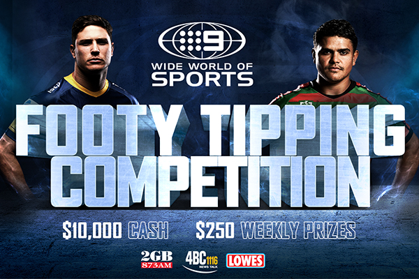Article image for FOOTY TIPPING | Presenter tips for Round 3