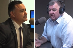 Nationals leader weighs in on Craig Kelly joining the ranks