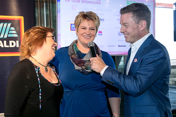 Article image for Ben Fordham picks up baton after Mother of the Year award scrapped