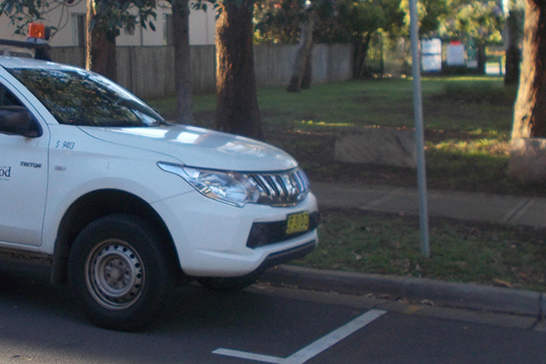 Article image for PHOTO | Council worker avoids fine despite 'inexcusable' parking breach