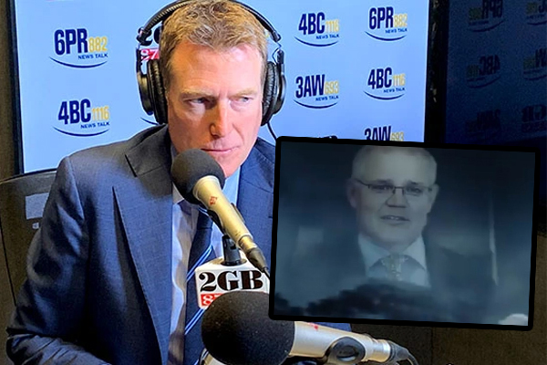 Article image for Unions' 'disgusting' ad targeting Scott Morrison condemned by Attorney-General