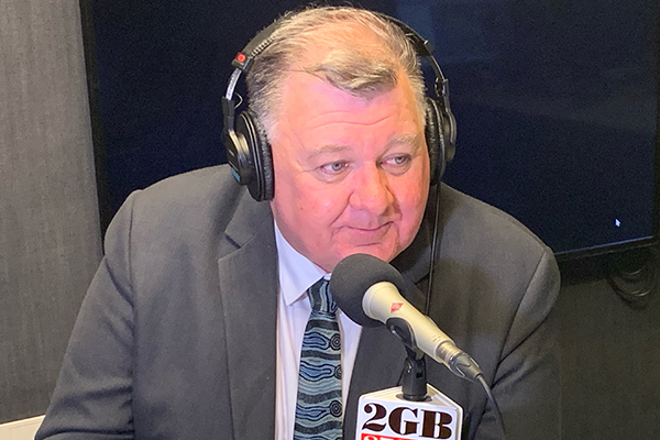 Article image for Craig Kelly rules out joining Nationals or One Nation