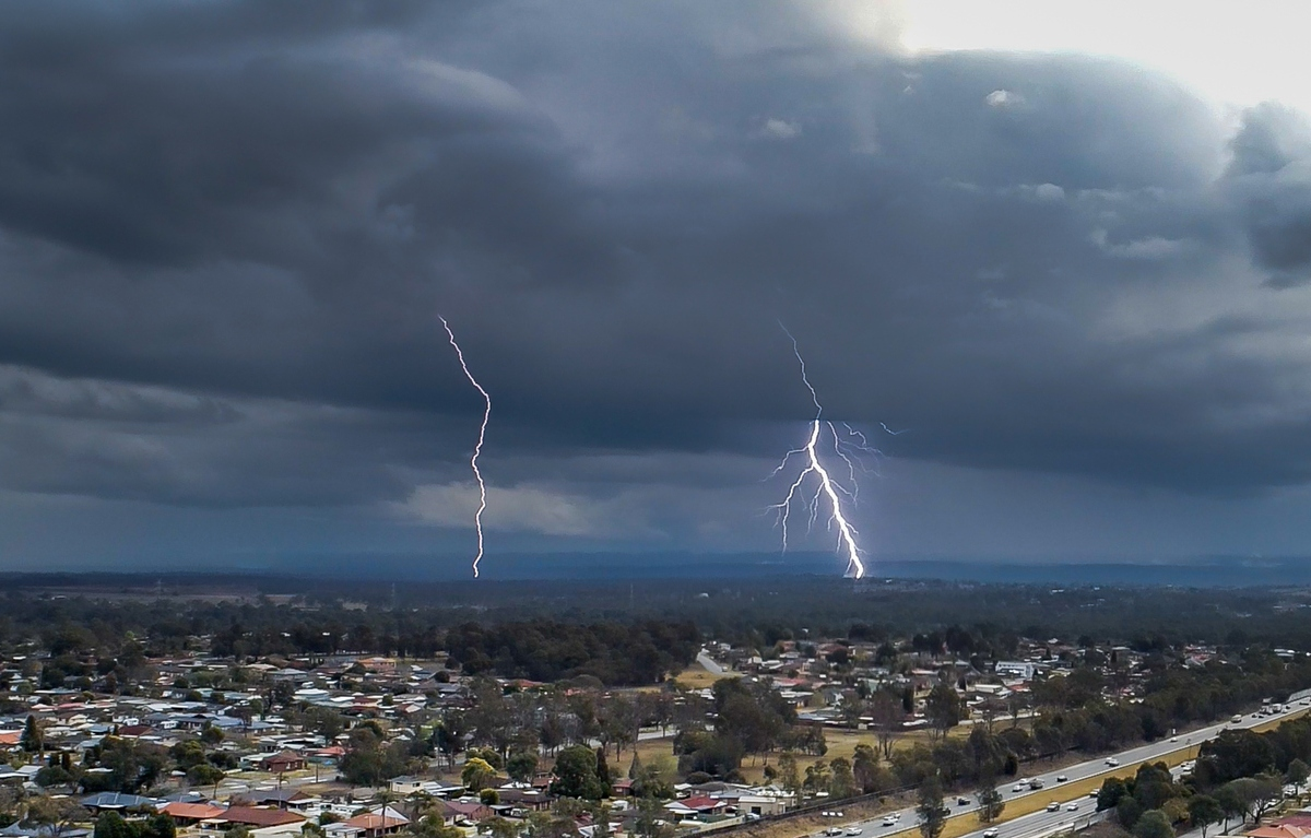 Article image for Can lightning strike twice?