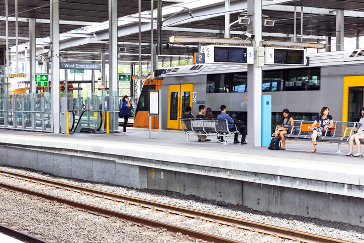 Article image for Man in hospital after daylight stabbing at Parramatta Station