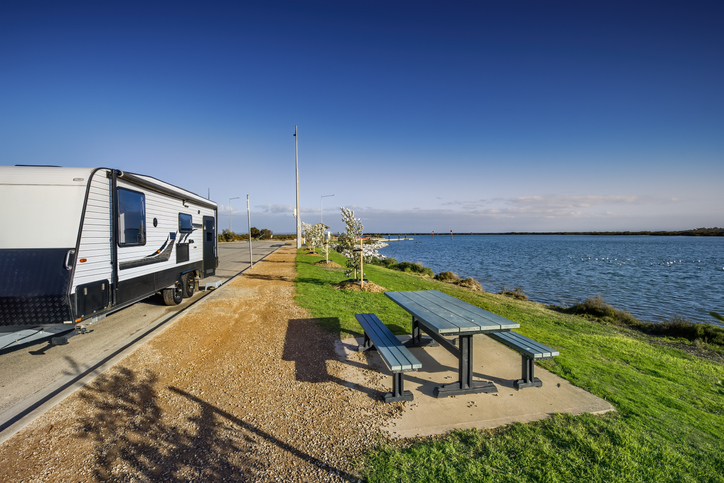 Article image for Local towns suffer in mess left by caravanning boom