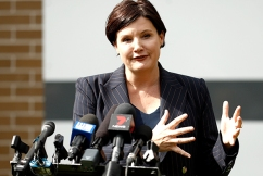 Jodi McKay's days numbered as unions drop support for Labor leader