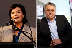 Ray Hadley clashes with Jodi McKay over letter for paedophile in explosive interview