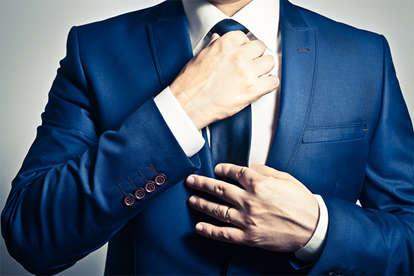 Article image for Academic claims necktie a symbol of white male privilege