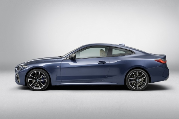BMW 4-series coupe - 3