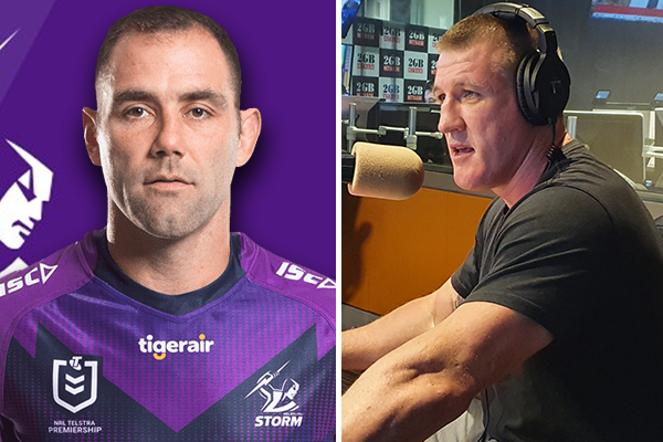 Article image for Paul Gallen lays out his theory on Cameron Smith's future