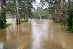 'Do not give up on hope': 24,000 displaced as flood threat remains