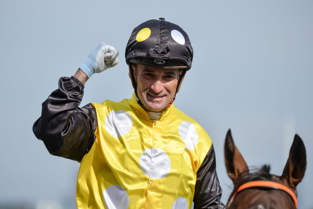 Article image for What's next for champion jockey Corey Brown forced into early retirement